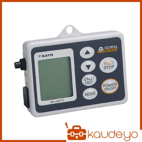 佐藤 データロガー(温度) SKL200T2 3011