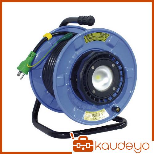 日動 防雨・防塵型LEDライトリール SDWEB2210W 5026