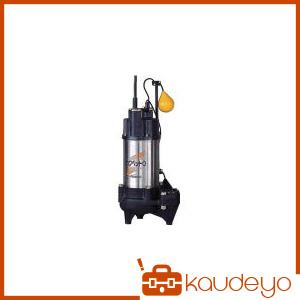 川本 排水用樹脂製水中ポンプ(汚物用) WUO35050.4SLG 2242