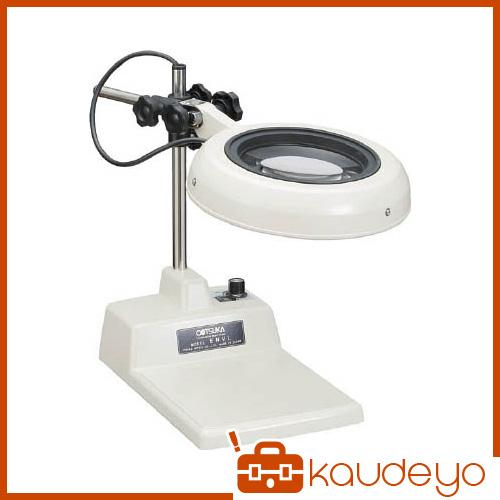 オーツカ オ-ツカ LED照明拡大鏡 ENVLシリーズB型(4倍率) ENVLB4X 1106