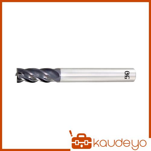 OSG 超硬エンドミル4刃ショート形(防振型多機能) UPPHS12 8669
