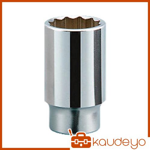 KTC 19.0sq.ディープソケット(十二角) 58mm B4558 2285