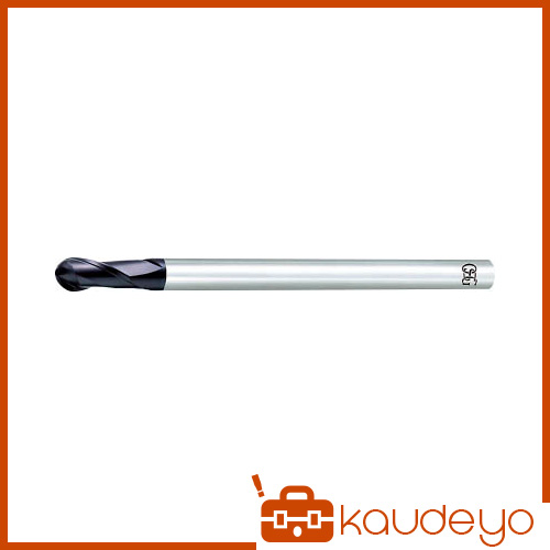 OSG 超硬エンドミル FX2刃ロングシャンクボール R4 FXLSMGEBDR4 8669