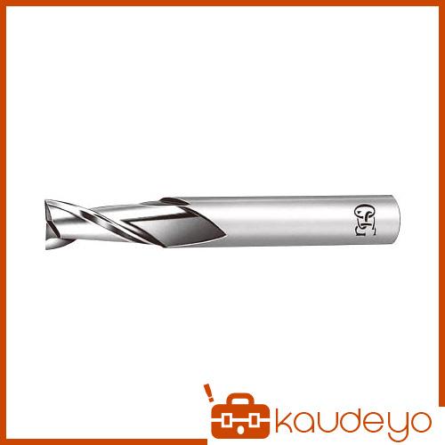 OSG 超硬エンドミル 2刃ショート 銅・アルミ合金用 16 CARGEDS16 8669