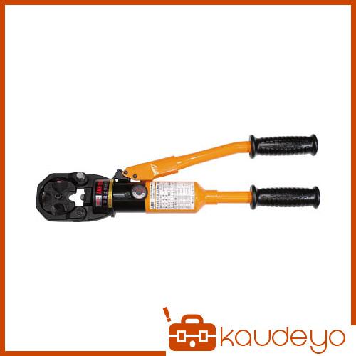 エビ 手動油圧式圧着工具 使用範囲14~150 AKH150S 1065