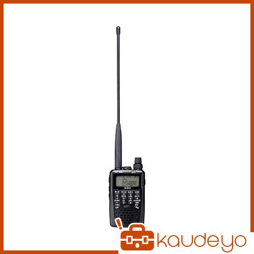 アルインコ 地上デジタル放送音声受信対応広帯域受信機 DJX81 1014