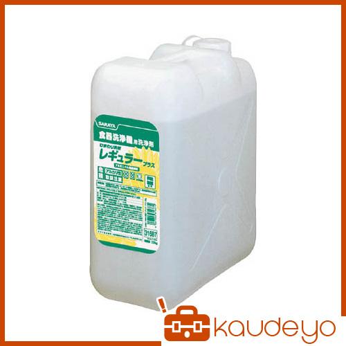 サラヤ ひまわり洗剤レギュラープラス25Kg 31687 3238