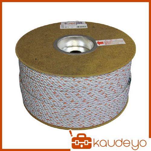 ユタカ ダイヤロープドラム巻 5φ×200m PRDP9 8200