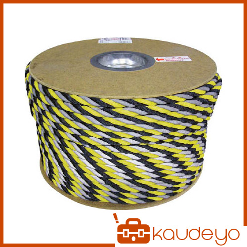 ユタカ 反射標識ロープ 12φ×100m PRYH2 8200