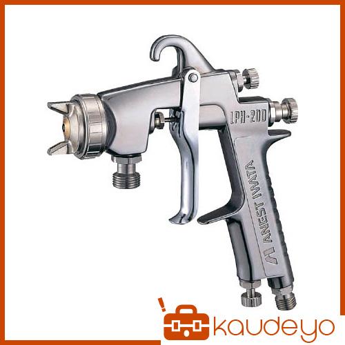 アネスト岩田 自動車ライン塗装用大形圧送式低圧スプレーガン Φ1.2 LPH200122P 8751