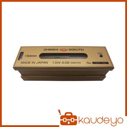 OSS 平形精密水準器(一般工作用)100mm 201100 8667