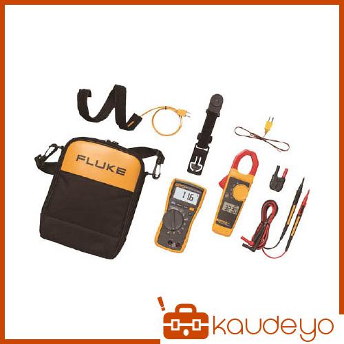 FLUKE 電気設備用マルチメーター116/323HVACコンボキット 116323KIT 6366