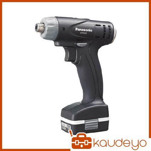 Panasonic 充電ドリルドライバー7.2Vドリルドライバ スリモ EZ7420LA2SB 5018