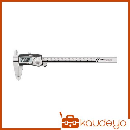 A&D 防滴ステンレスデジタルノギス 200mm AD5763200 8503