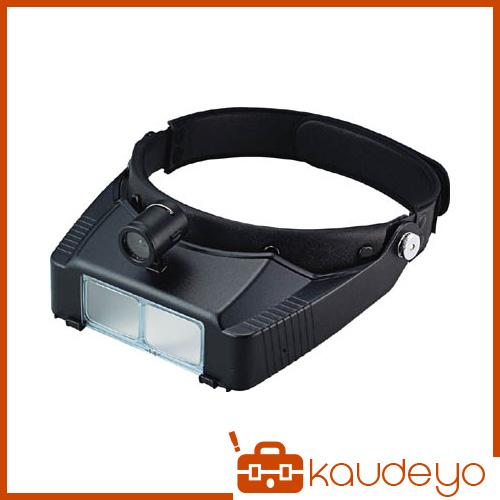 池田レンズ LEDライトヘッドルーペ BM120LABD 1347