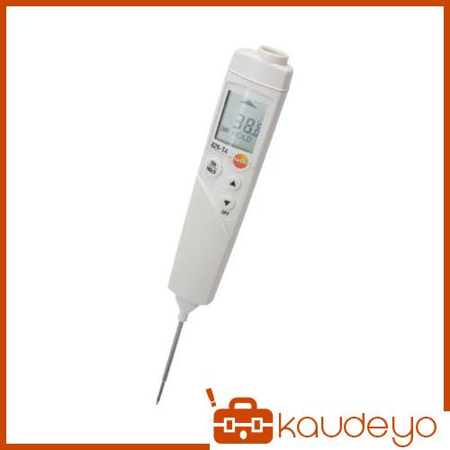 テストー 非接触&芯温温度計 T826T4 4325