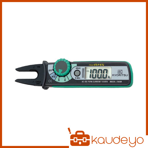KYORITSU フォークカレントテスタ MODEL2300R 2466