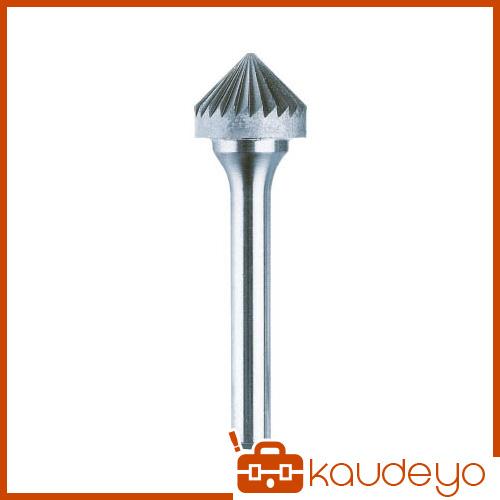 切削からバリ取りまで各種金属加工に幅広くご使用いただけます NRS 超硬バー 軸径6 mm トレンド 8651 90°Dカット 実物 TCBT2820D
