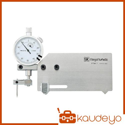 SK 溶接ゲージ FDW1 8702