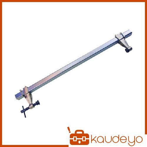 本体より角パイプが分離でき長さの異なった角パイプ使用によりクランプ範囲の選択が自由です  スーパー スーパーセッター(ストロングタイプ) FCW410 3063