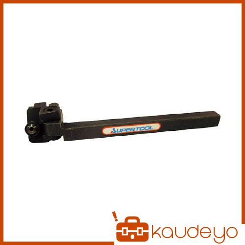 スーパーツール 切削ローレットホルダー(平目用)小径加工用 KH1CA10R 3171