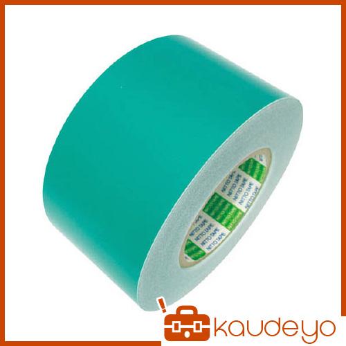 日東 ラインテープ E-SD 100mm×50m 緑 100ESDGN 5038