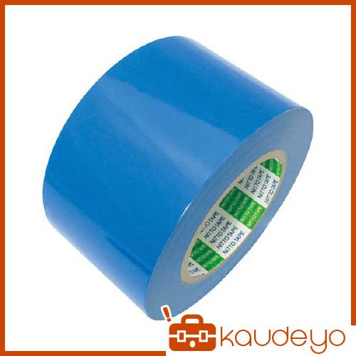日東 ラインテープ E-SD 75mm×50m 青 75ESDB 5038
