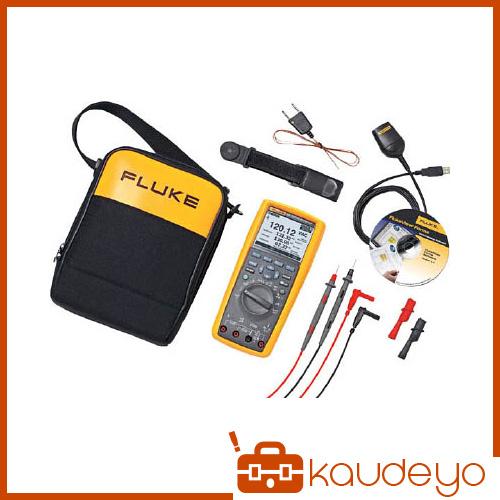 FLUKE デジタルマルチメーター289/FVF標準付属品 289FVF 6366