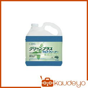 シーバイエス 洗浄剤 グリーンプラスマルチクリーナー 5L 5214340 4346