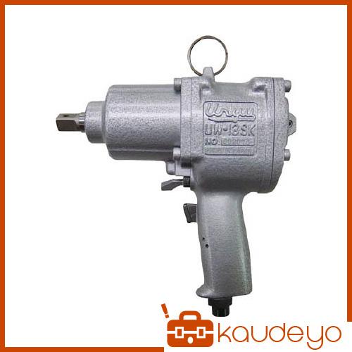 瓜生 インパクトレンチピストル型 UW13SK 1258