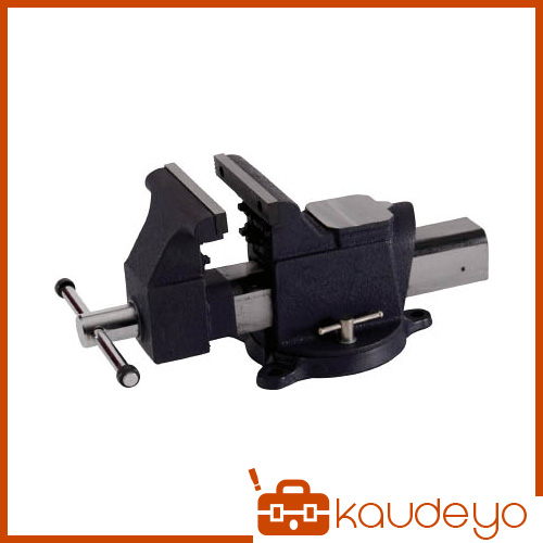 TRUSCO 回転台付アンビルバイス(クイックタイプ)150mm TVRQ150 3100