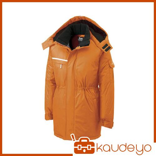 ジーベック 581581防水防寒コート オレンジ LL 58182LL 3355