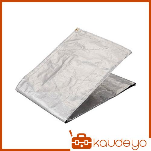 TRUSCO 遮熱アルミ箔シート 2X2M TRSA2020 3100