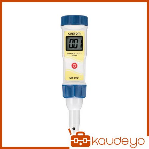 カスタム 防水型導電率計 CD6021 2201