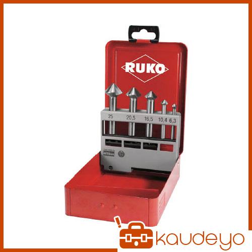 RUKO カウンターシンク 「クイックカット」 5本組セット 102754 8137