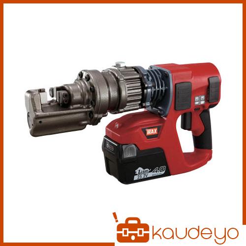 MAX 25.2V充電式鉄筋カッタ PJ-RC161-BC40A PJRC161BC40A 7147