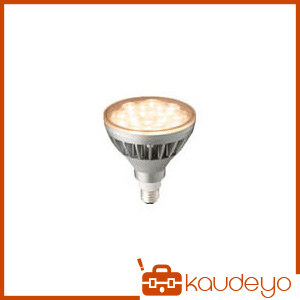岩崎 LEDアイランプ ビーム電球形14W 光色:電球色(2700K) LDR14LW827PAR 1331