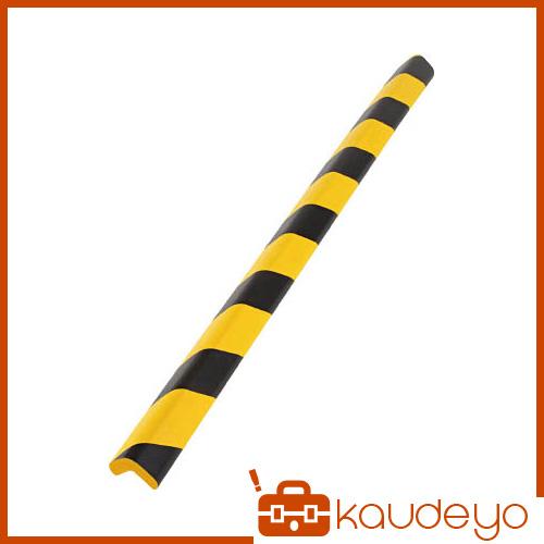 TRUSCO 安心クッションL字型大 黒・黄 10本入り T10AC99 3100