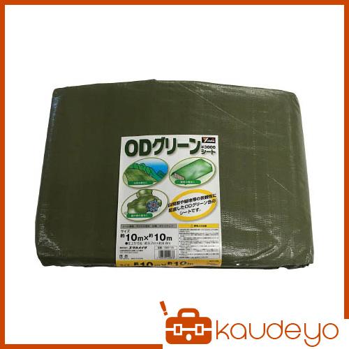 ユタカ #3000ODグリーンシート 10mx10m OGS18 8200