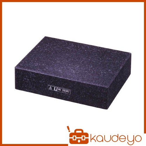 ユニ 石定盤(0級仕上)200x200x50mm U02020 8017