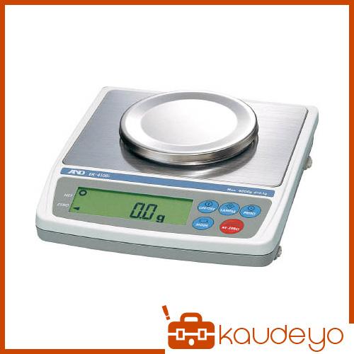 A&D パーソナル電子天びんハイレゾリューション0.1g/4000g EK4100I 8503