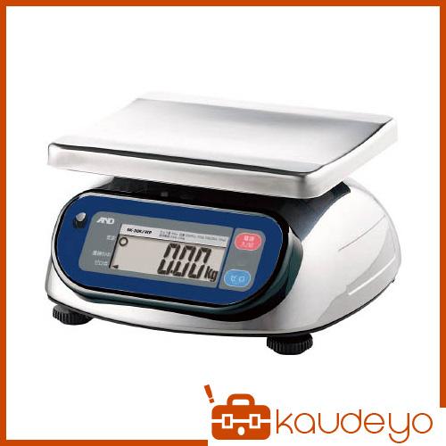 A&D 防塵防水デジタルはかり(検定付) SK30KIWP 8503