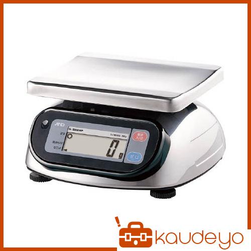 A&D 防塵・防水デジタルはかりウォーターボーイ2g/5000g SL5000WP 8503