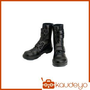 シモン 安全靴 マジック式 8538黒 25.0cm 8538N25.0 3043