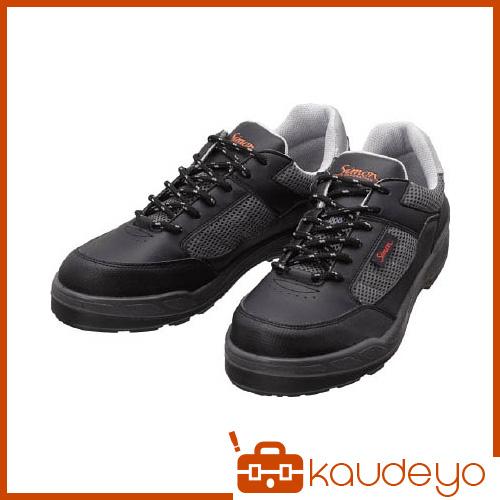 シモン プロスニーカー 短靴 8811ブラック 25.0cm 8811BK25.0 3043