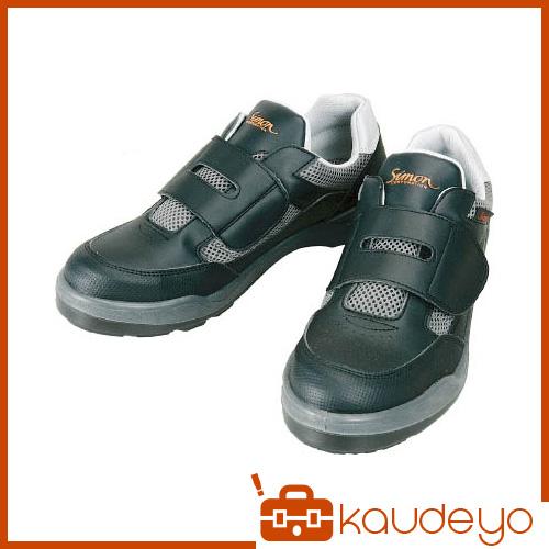 シモン プロスニーカー 短靴 8818ブラック 25.5cm 881825.5 3043