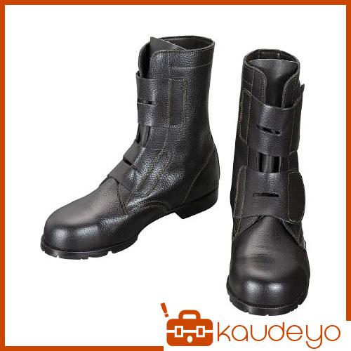 シモン 安全靴 マジック式 AS28 25.5cm AS2825.5 3043