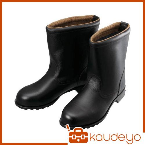 シモン 安全靴 半長靴 FD44 25.5cm FD4425.5 3043