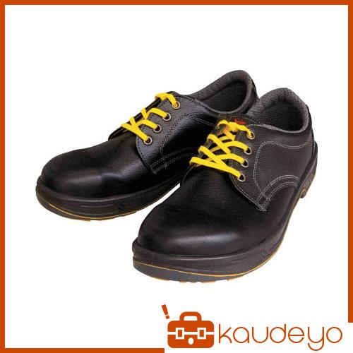 シモン 静電安全靴 短靴 SS11黒静電靴 24.0cm SS11BKS24.0 3043