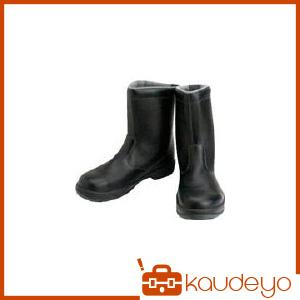 シモン 安全靴 半長靴 SS44黒 25.5cm SS4425.5 3043